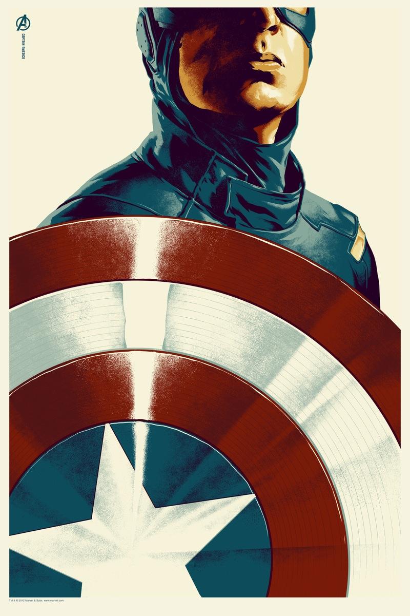 Phantom City Creative-Capitán América